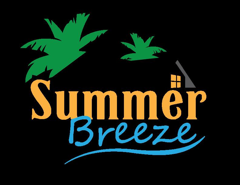 Summer Breeze Roofing Logo